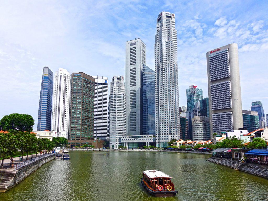 Singapore River Cruise Bumboat