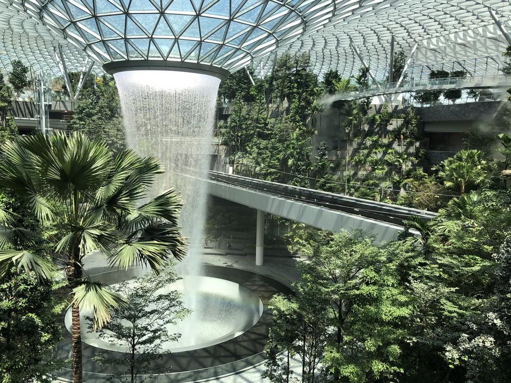 Jewel Changi - Singapore Travel Tips