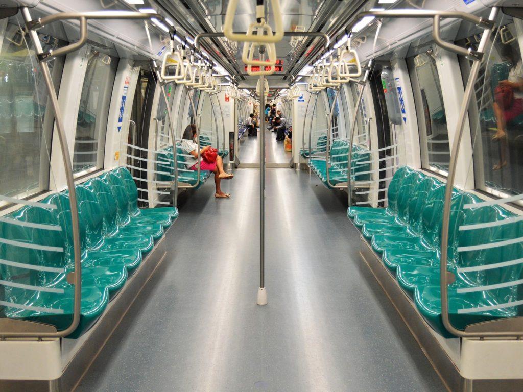 Singapore Travel Tips in MRT