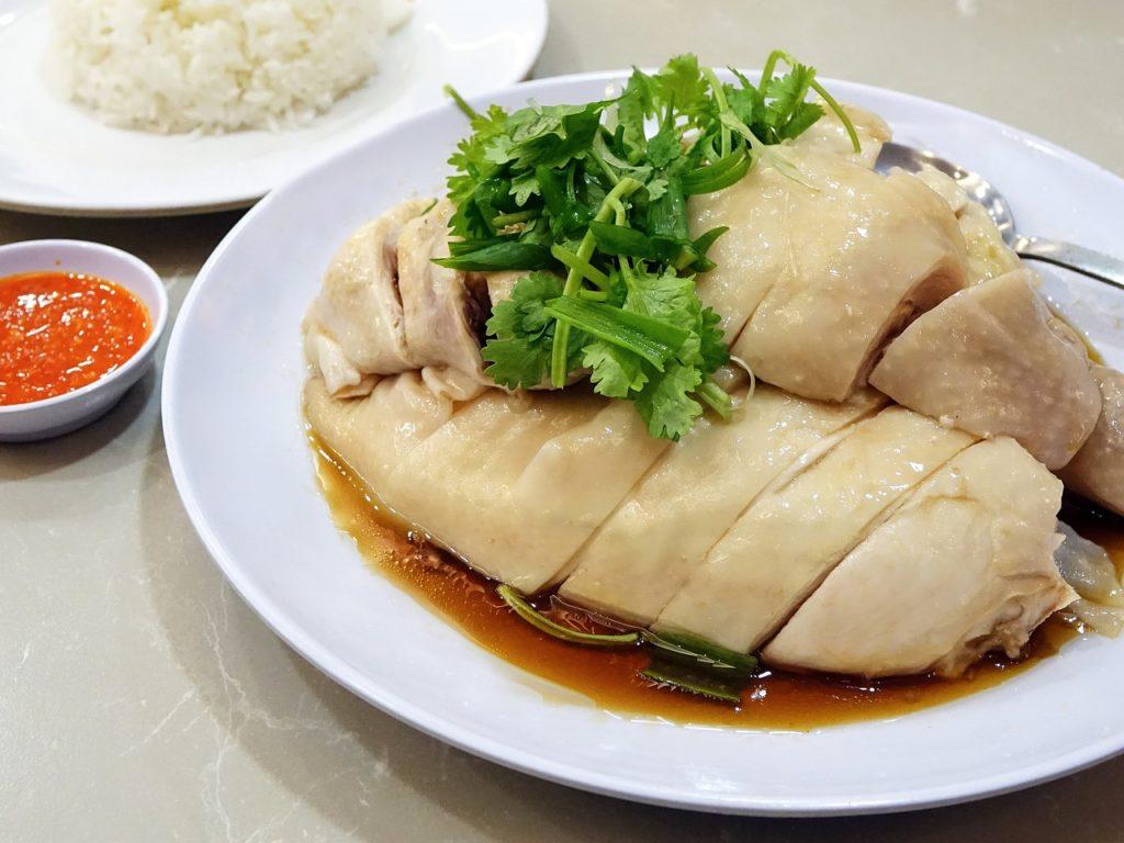 Chicken Rice - Singapore