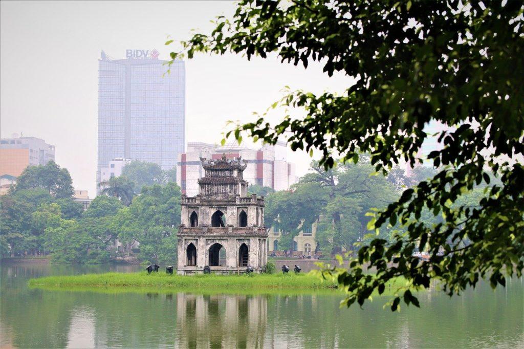 Hanoi Lake