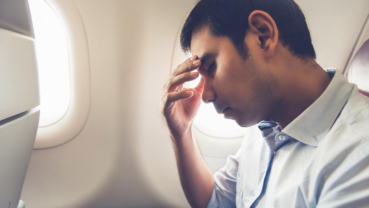 Jet lag remedies
