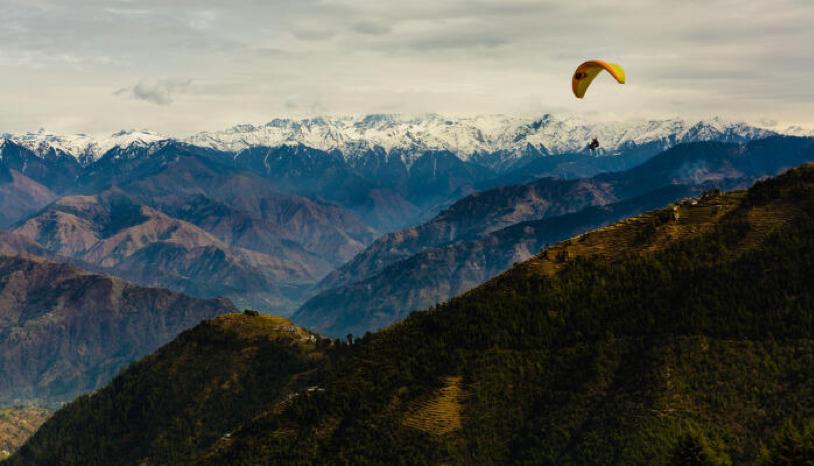 Himachal Pradesh adventure